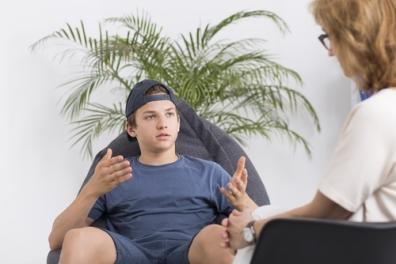 Adolescent difficile Small